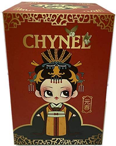Caja ciega de madrugada de la Serie Dream of Red Mansions Abre muñecas de Estilo Chino Hongmeng Decoraciones de niña Linda-1 Caja