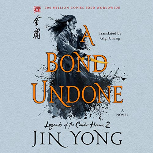 A Bond Undone  By  cover art