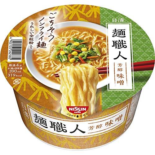 日清 麺職人 味噌 96g