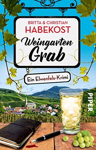 Weingartengrab (Elwenfels 4): Ein Elwenfels-Krimi