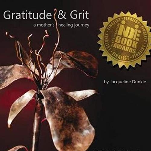 Gratitude & Grit audiobook cover art