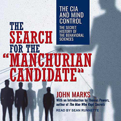 "The Search for the ""Manchurian Candidate"" cover art"