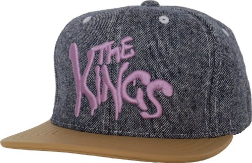 King Apparel Enfant Warriors Adjustable Blue Cap