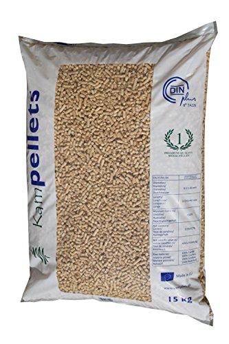 2 x 15 Kg certifié dINplus copeaux de bois (30 kg)-peut également servir de litière idéal