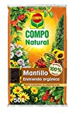 Compo Substratos y turbas Natural mantillo, 50 l