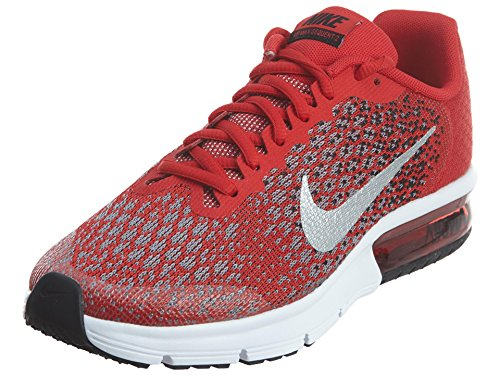 Nike Air Max Sequent 2 Big Kids Style: 869993-600 Size: 6