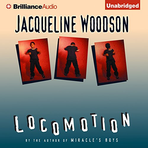Locomotion audiobook cover art