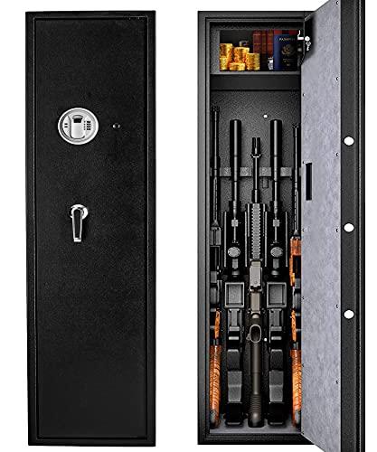 Gearmart Fast Access Gun Safe Rifle Safe Larger...