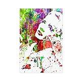 Marlene Dietrich Star Poster 4 Leinwand Poster Wandkunst