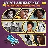 Africa Airways Six (Mile High Funk 1974-1981) / Va (Vinyl)