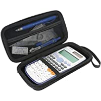 Para FX-991ES PLUS/SP X/SPXII Calculadora científica EVA Duro Viaje Estuche Bolso Funda por Khanka