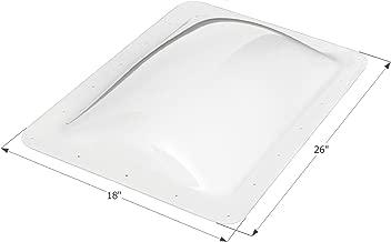ICON White 01819 RV Skylight SL1422W-14 x 22