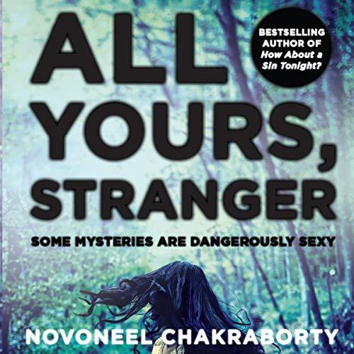 All Yours, Stranger audiobook cover art