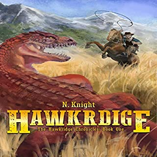 Hawkridge     A Sword and Sorcery Western              Written by:                                                                                                                                 Nicholas Knight                               Narrated by:                                                                                                                                 Daniel Gurzynski                      Length: 5 hrs and 21 mins     Not rated yet     Overall 0.0