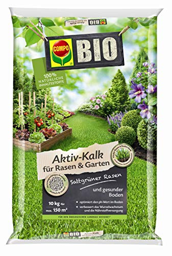 COMPO BIO Rasen-Aktiv-Kalk 10 kg