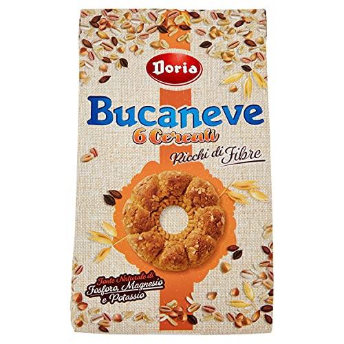 Doria Bucaneve 6 Cereali, 300g
