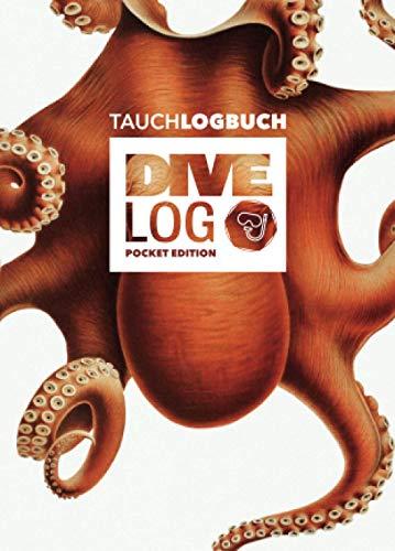 Dive Log Pocket Edition: Tauchlogbuch...