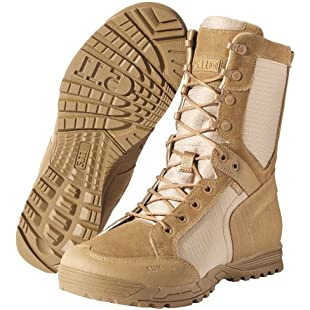 5.11 RECON Desert Boots Dark Coyote size 11 UK/12 US