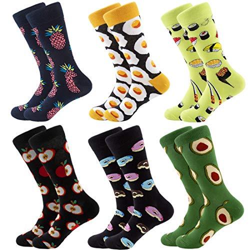 Calcetines coloridos para hombre – calcetines de vestir de