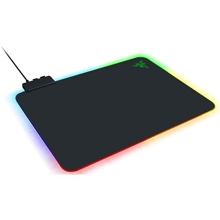 Razer Firefly V2 ゲーミングマウスパッド ハード Chroma RGB 19のライティングゾーン 【日本正規代理店保証品】