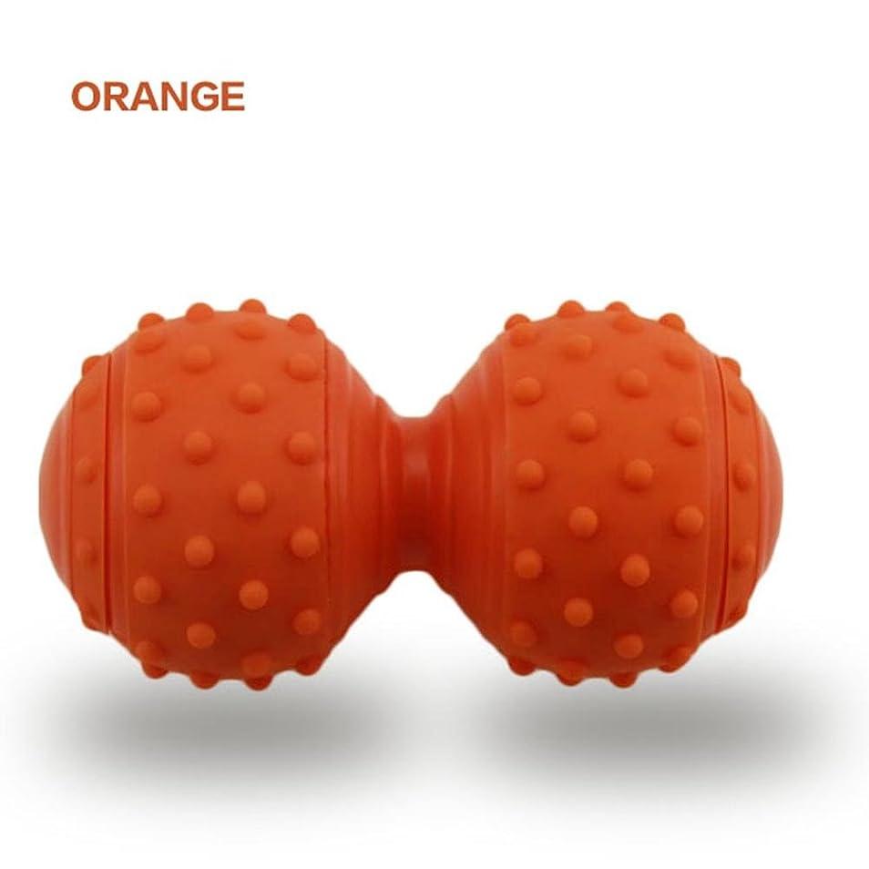 バイアス名前を作るソロLUERME マッサージボール ストレッチボール 疲れ解消ボールトリガーポイント 筋膜リリース 「 肩/背中/腰/ふくらはぎ/足裏 」 ツボ押しグッズ