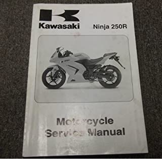 2008 Kawasaki NINJA 250R 250 R Service Repair Shop Manual MOTORCYCLE OEM 08