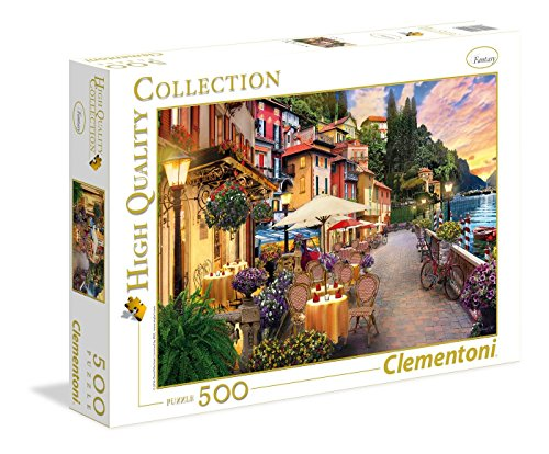 Clementoni- Monte Rosa Dreaming High Quality Collection Puzzle, 500 pezzi, 35041