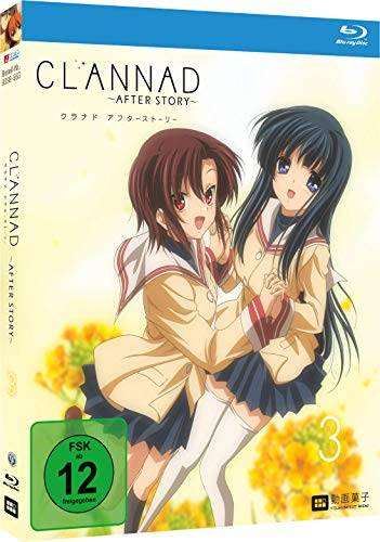 Clannad: After Story - Staffel 2 - Vol. 3 - [Blu-ray]