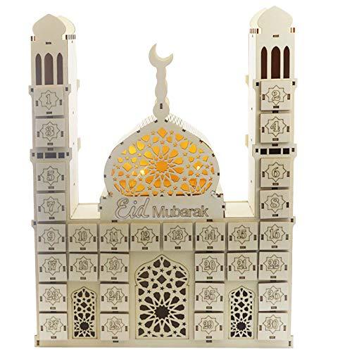 CQWW Calendrier de lAvent Ramadan - Compte à rebours - Calen