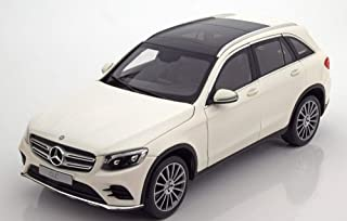 1/18 Mercedes Benz GLC DIECAST MODEL CAR (SILVER)