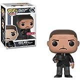 Funko Oddjob [Goldfinger] (Target Exclusive): James Bond x POP! Movies Vinyl Figure & 1 POP! Compatible PET Plastic Graphical Protector Bundle [#526 / 24932 - B]