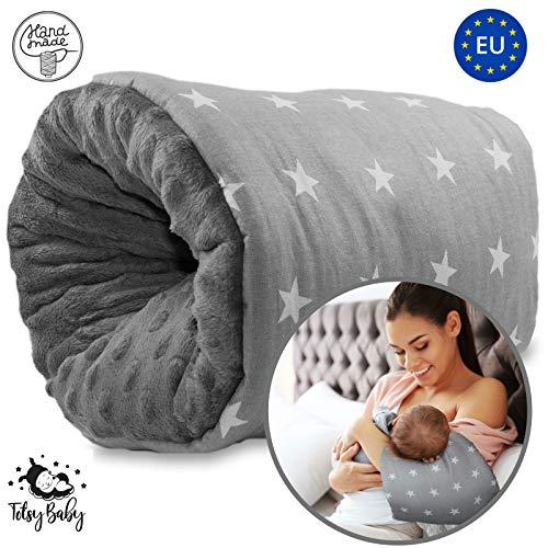Cojin Lactancia Bebe - almohada lactancia materna