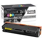 GPC Image MLT-D111S Cartouche de Toner Compatible pour Samsung D111S MLTD111S pour Xpress SL M2020 M2020W M2022 M2022W M2026 M2026W, Xpress SL M2070 M2070W M2070F M2070FW M2078W Imprimante (1 Noir)