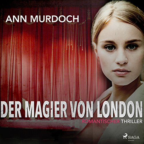 Der Magier von London audiobook cover art