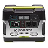 Goal Zero Yeti 400 Portable Power Station, 400Wh Battery Powered Generator Alternative with 12V, AC...