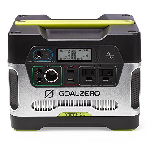 Goal Zero Yeti 400 Portable Power Supply