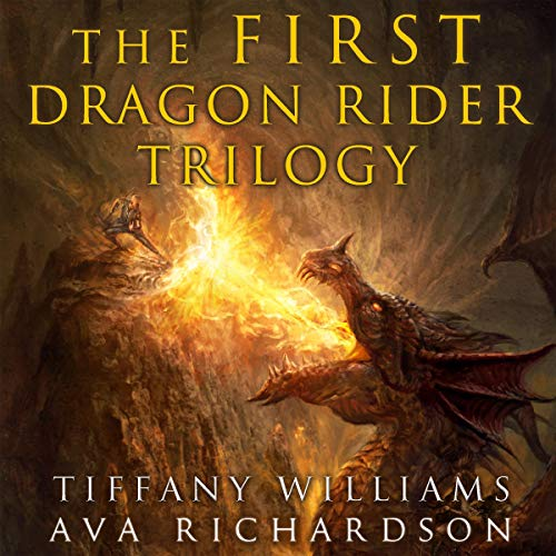 The First Dragon Rider Trilogy cover art