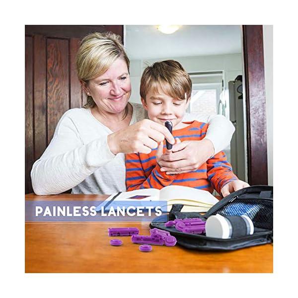 buy  LotFancy Lancets for Diabetes Testing, 30 Gauge, ... Diabetes Care