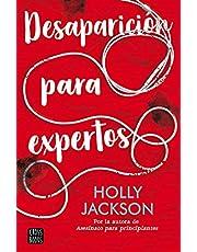 Desaparición para expertos (Crossbooks)