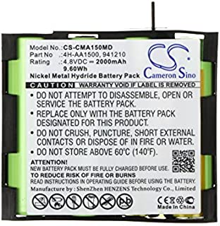 Best compex battery replacement Reviews