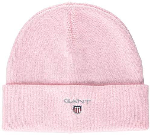 Gant D1. Original Beanie Bonnet, Rose (Light Pink 662), Small (Taille Fabricant: S-M) Mixte bébé