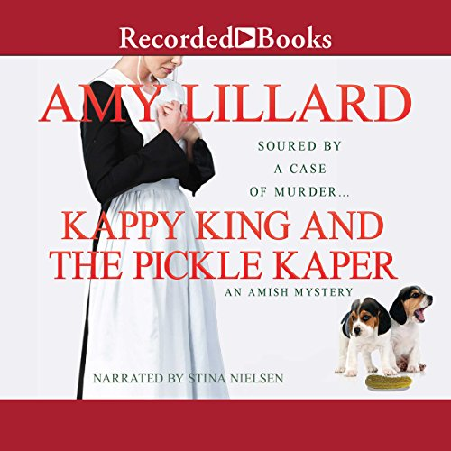 Couverture de Kappy King and the Pickle Kaper