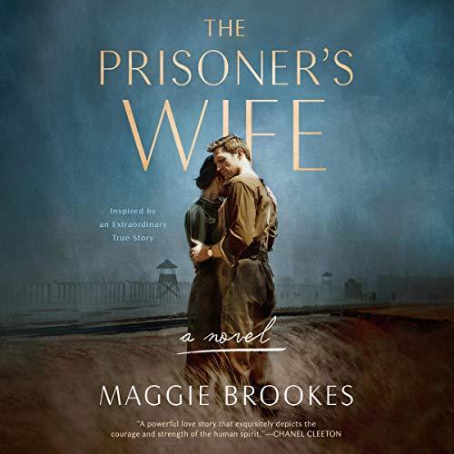 The Prisoner's Wife audiobook cover art