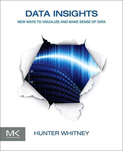 Data Insights: New Ways to Visualize and Make Sense of Data (English Edition)