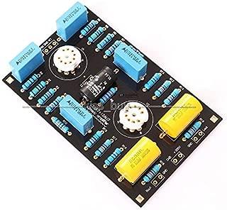 FidgetFidget Classic Circuit Tube Preamplifier Preamp Board DIY Kits for 12AX7 / 21AU7 Tube