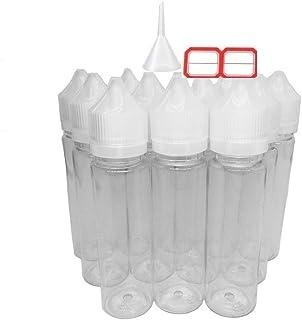 30 x 60ml botellas para liquido de cigarrillos electrónicos