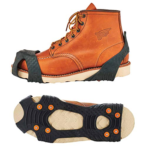 Ergodyne TREX 6300 Slip-On Traction Cleats for Snow and Ice with 8...