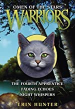 Warriors: Omen of the Stars Box Set: The Fourth Apprentice/Fading Echoes/Night Whispers by Hunter, Erin (2012)