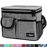 OPUX Insulated Lunch Bag, Durable Lunch Box for Adult Men Women | Medium...