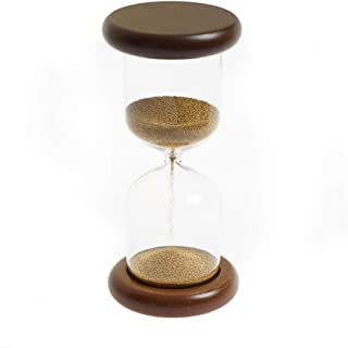 2 Minute Sand Timer, Montessori Wooden Kids Games Time Management Assistant